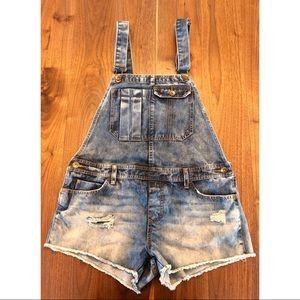 Billabong Ovah n Ovah Jean overalls